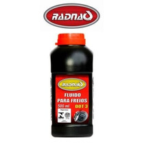 Fluido De Freio Dot3 500ml - Radnaq