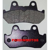 Pastilhas Diant/tras Cb 750 900 Cbx1050 Goldwing 1100