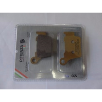 Pastilha Freio Potenza Traseira Ktm Ex250 Exc450 Ptz368kxt