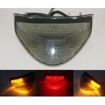 Lanterna Integrada Fumê Honda Cb600f Hornet 08-09-11