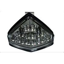 Lanterna Integrada Fumê Cb1000r Cbr600f Hornet 2012-2013...