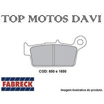 Pastilha Freio Traseira Falcon Xre 300 Cr 125 250 500 2882