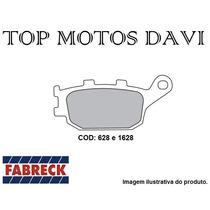 Pastilha Freio Traseira Honda Hornet Cbr 600rr Cbr 900 2880