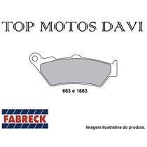 Pastilha Freio Fabreck Yamaha Xt 660r 05/10 - 2841