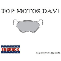 Pastilha Freio Fabreck Yamaha Tdm 900 - 2891