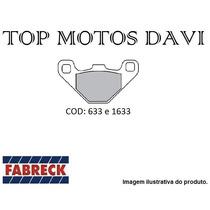 Pastilha Freio Fabreck Kawasaki Kdx 200 86/92 Diant - 2942