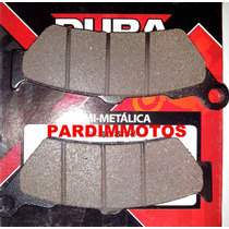 Pastilhas Freio Diant Yamaha Xt 660 Honda Cb 500 Xt660 Cb500