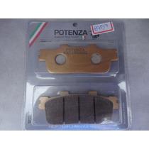 Pastilha De Freio Dianteira Dafra Next 250 - Potenza