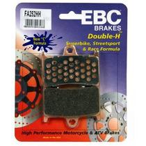 Pastilhas Ebc Fa252hh Freio Yamaha Fz6 Fazer 600 R1 Tdm 900