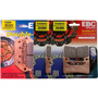 Kit Pastilhas Freio Ebc Fa390hh + Fa488hh Honda Cb1000 R