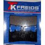 Kit Completo Pastilhas De Freio Suzuki Tl 1000 Ano 98 A 2003