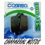Pastilha Freio Cobreq Traseira Nx4 Falcon/xre300 N943