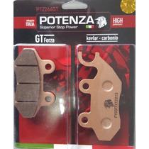 Kit Pastilha Potenza Diant + Tras Citycom 300i Ptz264gt X2