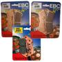 Kit Pastilhas Freio Ebc Fa388hh + Fa488hh Honda Cb1000 R Abs