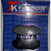 Pastilha De Freio Dianteiro Kasinski Rx-125 Ano 2000/xxxxxxx