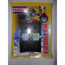 Pastilha Freio Dianteiro Yamaha Fz6 600 Fazer S2 Ano 2007/xx
