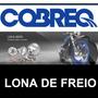 Lona De Freio Xlx/xlr/nx/xr Traseiro Std - Cobreq