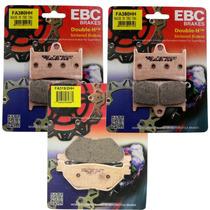 Kit Pastilhas Freio Ebc Fa380hh + Fa319/2hh S. Tenere 1200 Z