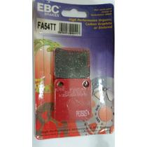 Pastilha Freio Ebc Fa 54 Tt Kawasaki Kx 65 00-15