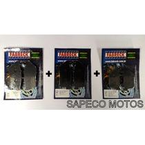 Jogo Pastilhas Freio ( D / T ) Harley Davidson Sportster 883
