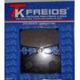 Kit Completo Pastilha De Freio Kawasaki 1100 Zx-11 Ano 93-97