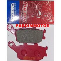Pastilhas Traseiro Cbr600 Cbr900 Cbr 1000 Cb1300 R1 Fazer600