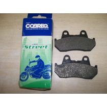 Honda Cbx 750 Sete Galo Pastilhas Freio Dianteira E Traseira