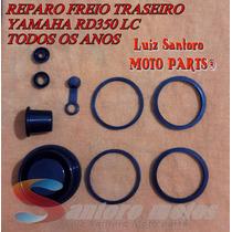 Reparo Do Freio (burrinho E Pinça) Traseira Rd350 C/ 9pçs