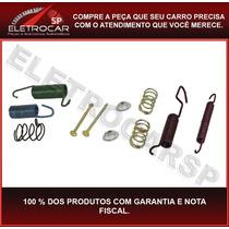 Jogo De Molas Sapata Do Freio Ford Ranger 95 À 97 10 Polegad