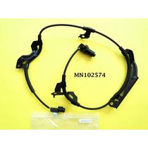 Sensor Abs Dianteiro Lado Direito L200 Triton Mn102574