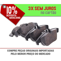 Pastilha Freio Traseira + Sensor Mercedes C200 Cgi 2007-14
