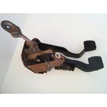 Kit Conjunto Pedal Pedais Freio Embreagem Peugeot Hoggar 207
