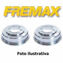 Tambor De Freio Traseiro Volkswagen Kombi - Marca Fremax
