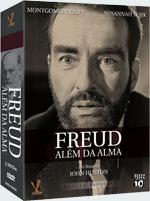 Freud, Além Da Alma (dvd Duplo) Raro Cult Jung