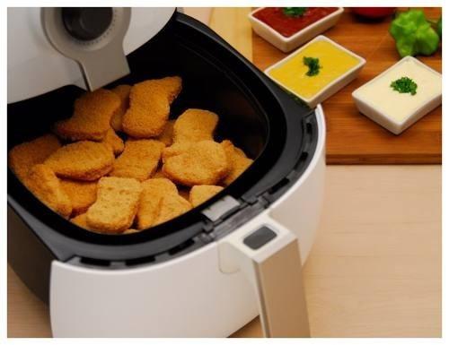 Fritadeira Airfryer Philips Walita