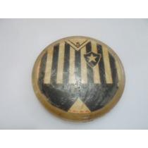 Botão Antigo E Raro Do Botafogo 4.7 Gulliver / Lente/carinha