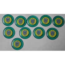 Futebol De Botão Da Seleção Brasileira - Gulliver - Anos 80.