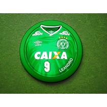 Time De Futebol Botão Chapecoense - 2014 (sem Goleiro)