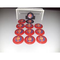 Futebol De Botão Gulliver Seleção Da Espanha Lote01