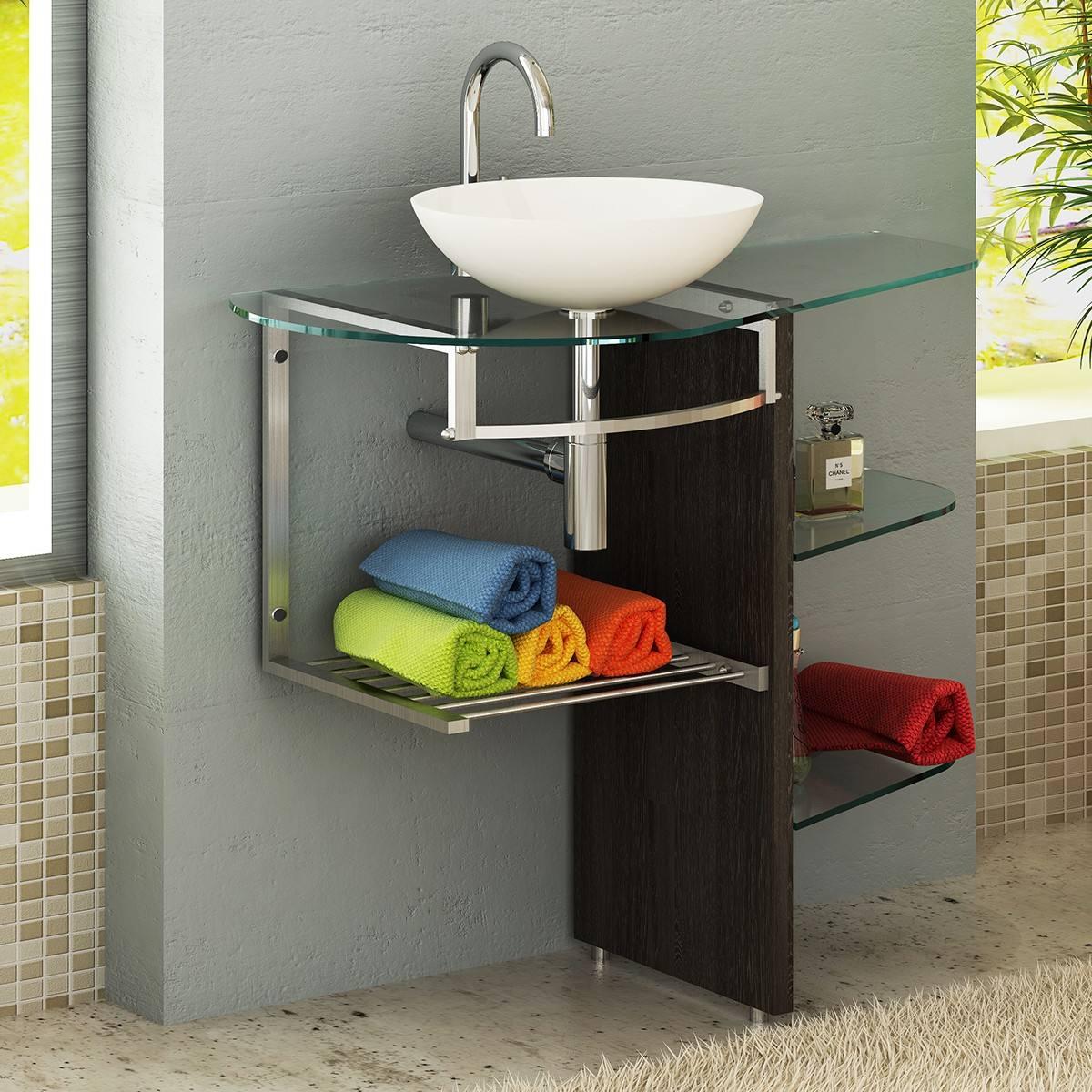 Gabinete Banheiro Alto Padrao Lavabo R$ 1.099 00 no MercadoLivre #A4A823 1200 1200