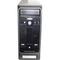 Gabinete Micro Atx Ariranha 2 Baias C/ Fonte Usado