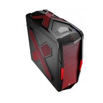 Gabinete Aerocool Strike-x Xtreme Devil Red - En52032 + Nfe