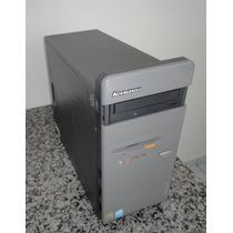 Gabinete Lenovo Com Gravador De Dvd (sem Fonte)