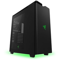 Gabinete Nzxt H440 Special Razer Edition Ca-h440w-ra + Nfe
