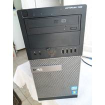 Gabinete Dell Optiplex 790 Com Gravadora De Dvd Cooler