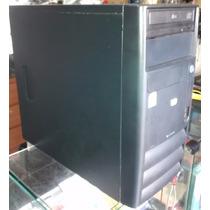 Computador Intel Cpu Hp Compaq + Garantia + Programas