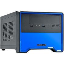Gabinete Gamer Element 101bu Case - Cor Azul - C/ Fan Trase