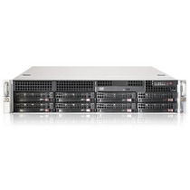 Gabinete Servidor Supermicro Cse-825tq-r740lpb 2u Rack 8x3,5