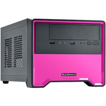 Gabinete Gamer Element 101bp Case - Cor Pink - C/ Cooler Tr