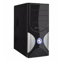 Gabinete P/ Pc Computador Maxxtro Capricorn 3 Com Fonte 312w